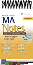 MA Notes: Medical Assistant's Pocket Guide 2nd (second) Edition by Brassington MS CMA (AAMA), Cindi, Goretti MA MT(ASCP) C...