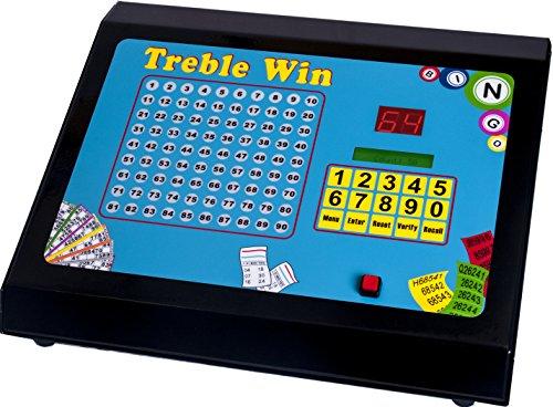Bingo House Treble Win Machine de bingo et loterie électronique