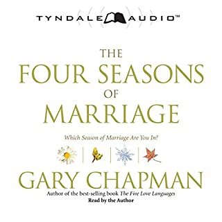 The Four Seasons of Marriage audiobook cover art