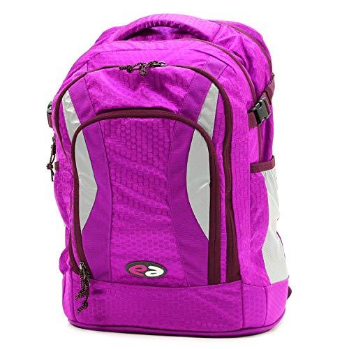 yzea Mochila Escolar Air Viola – Púrpura