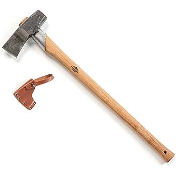 Gransfors Bruk Splitting Maul 31.50 Inch Wood Splitting Axe, 450