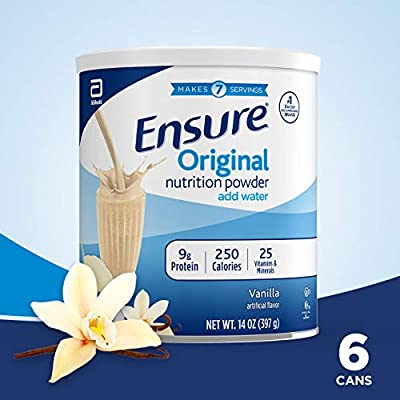 Ensure Original Nutrition Shake Powder