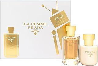 Prada La Femme Eau de Parfum 2 Piece Gift Set for Women, 2 ml