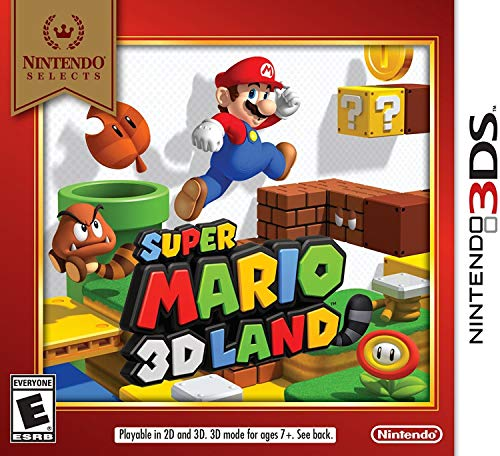 SUPER MARIO 3D LAND - NINTENDO SELECTS EDITION - SUPER MARIO 3D LAND - NINTENDO SELECTS EDITION (1 Games)