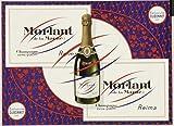 Champagne Pub Reims Morlant Poster Reproduktion, Format 50
