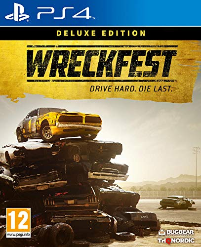 Wreckfest: Deluxe Edition - PlayStation 4 [Importación inglesa]