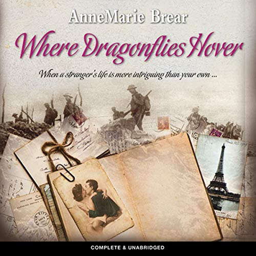 Where Dragonflies Hover cover art