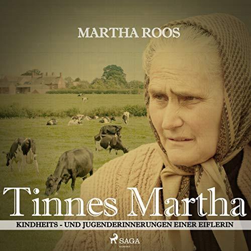 Tinnes Martha audiobook cover art