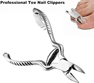 Little Story 🎁 Toe Nail, Professional Heavy Duty Thick Toe Nail Clippers Plier Chiropody Podiatry Steel