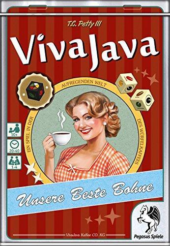 Pegasus Spiele 51216G - Vivajava