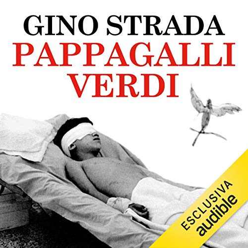 Pappagalli verdi audiobook cover art