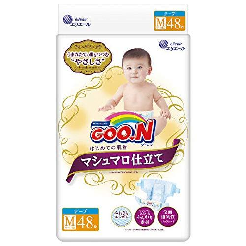 Japanische GOO.N M 6-11 KG MARSHMALLOW PREMIUM SOFT//Japanese diapers nappies - GOO.N M 6-11 KG MARSHMALLOW PREMIUM SOFT//Японские подгузники GOO.N M 6-11 KG MARSHMALLOW PREMIUM SOFT