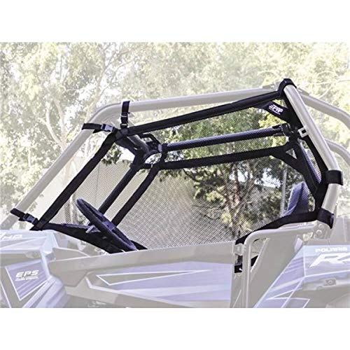 PRP Seats Mesh Window Net Set for Polaris RZR 1000 with stock Cage and Stock Doors