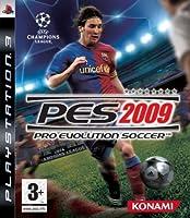 Pro Evolution Soccer 2009 (輸入版 EU)