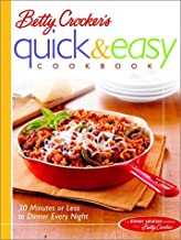 Betty Crocker′s Quick and Easy Cookbook