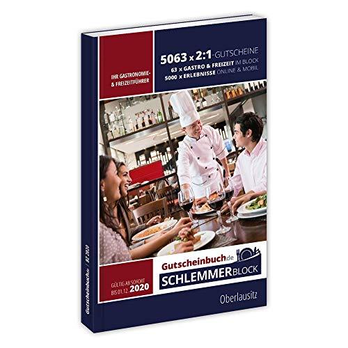 Gutscheinbuch.de Schlemmerblock Oberlausitz 2020