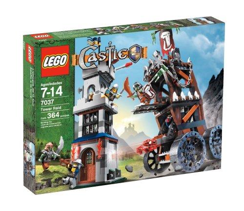 LEGO Castle Tower Raid