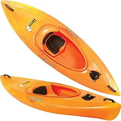 01.4048.1010-Parent Old Town Canoes & Kayaks Heron Jr Kayak