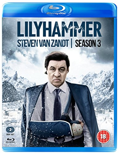 Lilyhammer: Complete Series 3 [Blu-ray] [UK Import]