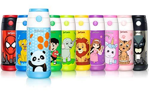 Botellas De Agua Para Niños Sin Bpa Marca Jarlson