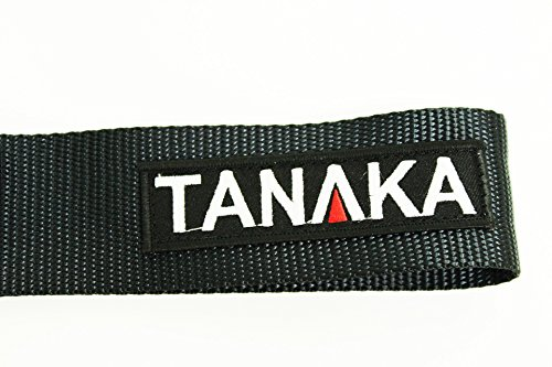 Tanaka High Strength Tow Strap (Black)
