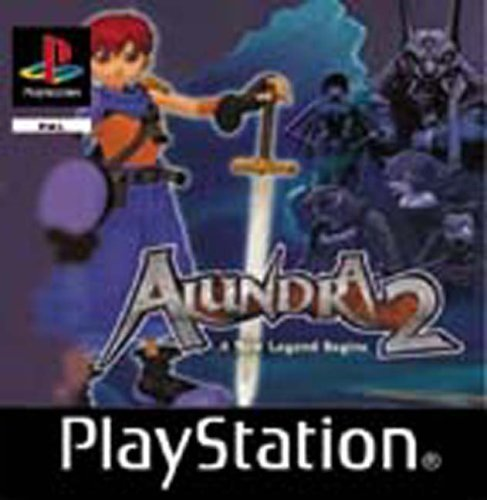 Alundra 2 by ACTIVISION