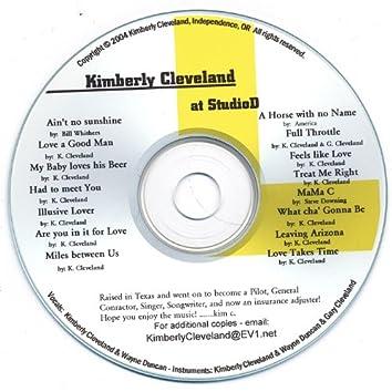 Kimberly Cleveland @ Studio D