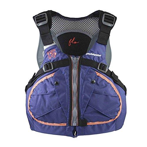Stohlquist Women's Flo Lifejacket-Navy-M/L