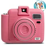 Best Instant Cameras - SHARPER IMAGE Instant Camera with Flash and 5 Review