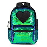 Magic Sequin Backpack by WOYYHO