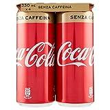 Bibita analcolica a base di caramello, aromi, zucchero e l'immancabile anidride carbonica per una esplosiva frizzantezza La soluzione ideale per chi ama il gusto di Coca-Cola ma preferisce un prodotto senza caffeina Il gusto di Coca-Cola in un format...