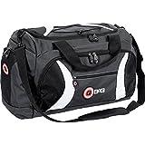 QBag Heck- / Sporttasche, Gepäckträgertasche, Reisetasche, U-Reißverschluss, Nässefach,...
