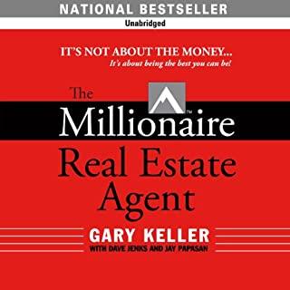 The Millionaire Real Estate Agent cover art