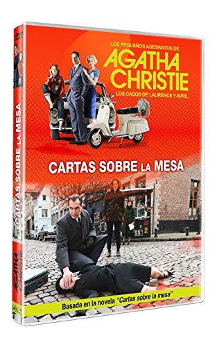 Los pequeños asesinatos de Agatha Christie - Cartas sobre la mes [DVD]