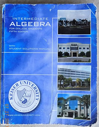 Introductory Algebra Custom Edition for Palm Beach State College MAT0028