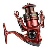 IBalody Carretes de Pesca 13 + 1BB 5.5: 1 Full Metal para Fish Feeder Baitcasting Carrete de carretes de Giro para Rod (Color : 2000)