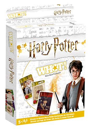 Winning Moves 11729 - WHOT - Harry Potter
