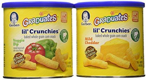 gerber corn snack - 8