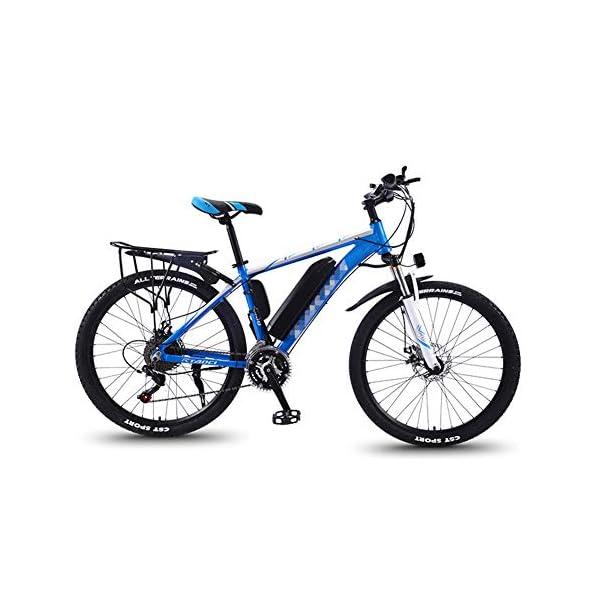 51YKNPfnQbL. SS600  - 26 Zoll Elektrofahrrad Citybike E-Bike, 36V 350W Fatbike MTB, Mountainbike, All Terrain Commute Fat Tire Ebike Für Männer Frauen Damen