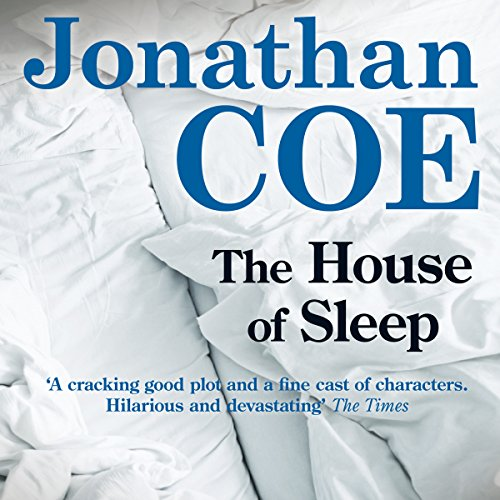 The House of Sleep audiobook cover art