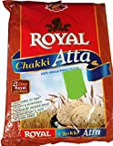 Royal Chakki Atta 100% Whole Wheat, 10 Pound