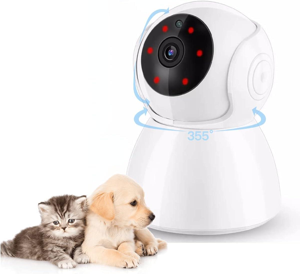 Smart Phoenix Mall 355 Degree Wireless WiFi 1080P Pet Max 80% OFF Monitor Remote C Camera