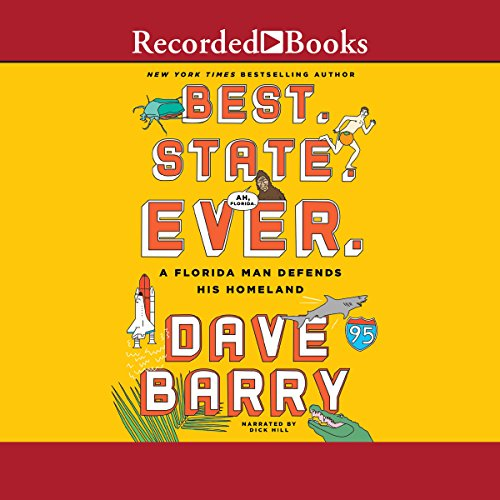 Best. State. Ever. audiobook cover art