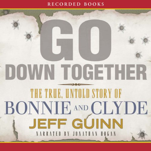Go Down Together audiobook cover art