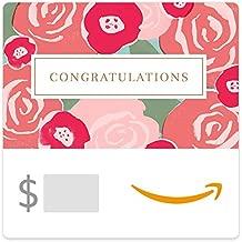 Amazon eGift Card - Congratulations Bouquet