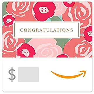Amazon eGift Card - Congratulations Bouquet (B06X6HSVDY)   Amazon price tracker / tracking, Amazon price history charts, Amazon price watches, Amazon price drop alerts