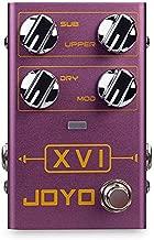 JOYO R-13 XVI Octave Pedal Effect, Guitar Effects Pedal, with MOD Modulation Effect, True Bypass