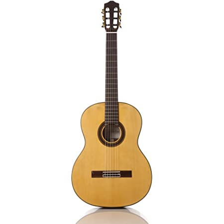 Cordoba Guitars C7 SP/IN - Guitarra clásica (picea), color marrón