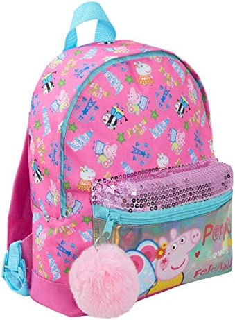 Peppa Pig Luxury Roxy Style Backpack