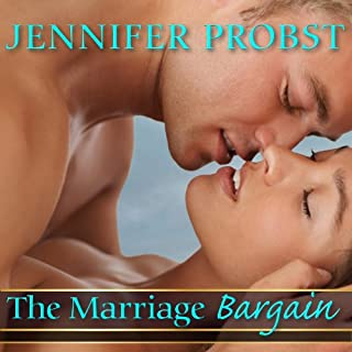 The Marriage Bargain     Marriage to a Billionaire, Book 1              By:                                                                                                                                 Jennifer Probst                               Narrated by:                                                                                                                                 Coleen Marlo                      Length: 6 hrs and 14 mins     2,807 ratings     Overall 4.0